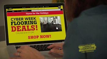 Lumber Liquidators Cyber Week Sale TV Spot, 'Get It Done' - Thumbnail 1