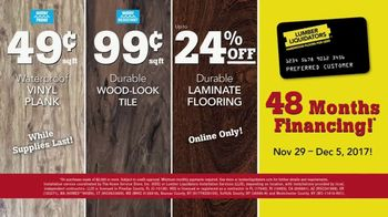 Lumber Liquidators Cyber Week Sale TV Spot, 'Get It Done' - Thumbnail 10