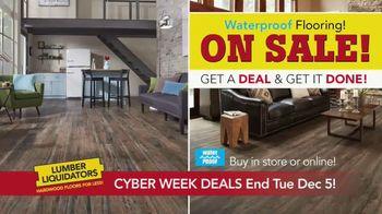 Lumber Liquidators Cyber Week Sale TV Spot, 'Get It Done' - Thumbnail 5