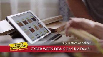 Lumber Liquidators Cyber Week Sale TV Spot, 'Get It Done' - Thumbnail 6