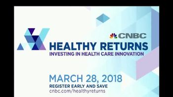 CNBC TV Spot, 'Healthy Returns' - Thumbnail 6