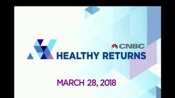 CNBC TV Spot, 'Healthy Returns' - Thumbnail 1