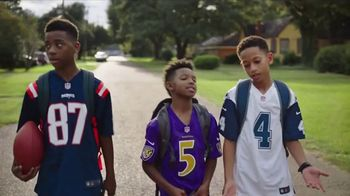 NFL Shop Color Rush Jersey TV Spot, 'Howard' - Thumbnail 1