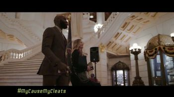 NFL TV Spot, 'My Cause, My Cleats: Malcolm Jenkins' Featuring Chris Long - Thumbnail 10