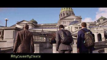 NFL TV Spot, 'My Cause, My Cleats: Malcolm Jenkins' Featuring Chris Long - Thumbnail 5