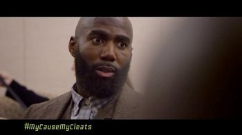 NFL TV Spot, 'My Cause, My Cleats: Malcolm Jenkins' Featuring Chris Long - Thumbnail 8