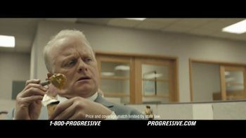 Progressive Name Your Price Tool TV Spot, 'Lunch' - Thumbnail 3