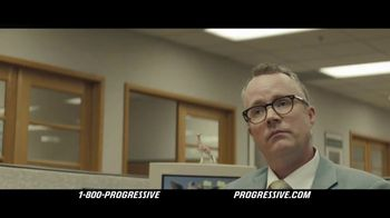 Progressive Name Your Price Tool TV Spot, 'Lunch' - Thumbnail 7