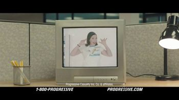 Progressive Name Your Price Tool TV Spot, 'Lunch' - Thumbnail 8