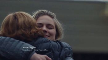 Comcast TV Spot, 'Big Farewell' Ft. Jessie Diggins, Song by The Persuasions - Thumbnail 4