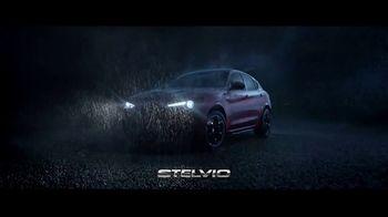 Alfa Romeo Stelvio TV Spot, 'Whoa There' [T1] - Thumbnail 9