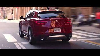 Alfa Romeo Stelvio TV Spot, 'Whoa There' [T1] - Thumbnail 7