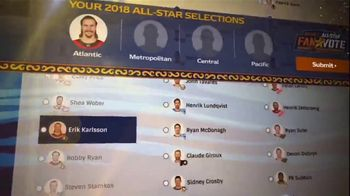 NHL Network TV Spot, '2018 All-Star Fan Vote' - Thumbnail 4