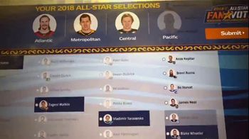 NHL Network TV Spot, '2018 All-Star Fan Vote' - Thumbnail 5