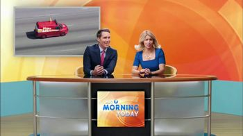 Jack in the Box Country Scrambler Plate TV Spot, 'Morning Show'