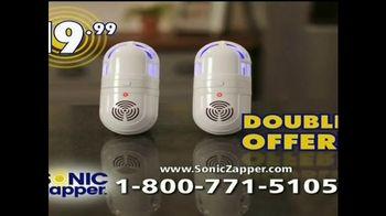 Sonic Zapper TV Spot, 'Eliminate Pests Forever' - Thumbnail 8