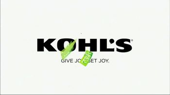 Kohl's TV Spot, 'Give Joy, Get Joy: Pajamas, Throw Pillows and Keurig' - Thumbnail 10