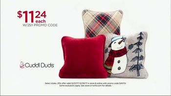 Kohl's TV Spot, 'Give Joy, Get Joy: Pajamas, Throw Pillows and Keurig' - Thumbnail 6