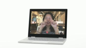 Google Chromebook TV Spot, 'You've Changed How You Work' Song by Karizma - Thumbnail 4