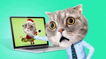 JibJab TV Spot, 'Holiday Season: Free GIFs' - Thumbnail 4