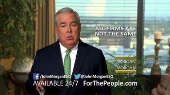 Morgan and Morgan Law Firm TV Spot, 'Do Your Homework' - Thumbnail 4