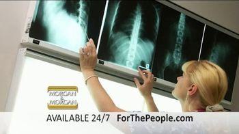 Morgan and Morgan Law Firm TV Spot, 'Permanent Disability Benefits' - Thumbnail 1