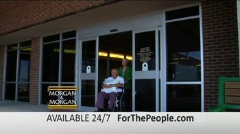 Morgan and Morgan Law Firm TV Spot, 'Permanent Disability Benefits' - Thumbnail 3