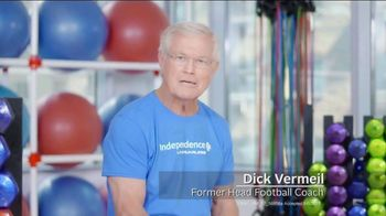 Independence Blue Cross TV Spot, 'Invest in Your Health' Ft. Dick Vermeil