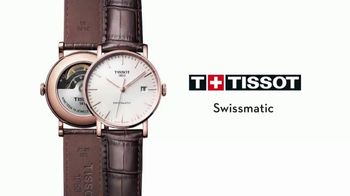 Tissot Swissmatic TV Spot, 'Style Is Automatic' Song by The Rapture - Thumbnail 9