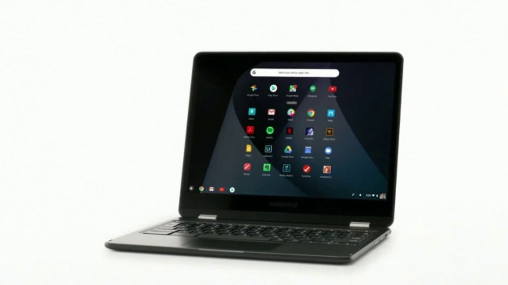 Samsung Chromebook Pro TV Commercial, 'Over the Old Way: Netflix' Song by OBB