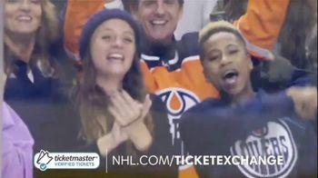 Ticketmaster NHL Ticket Exchange TV Spot, 'Get This Close'