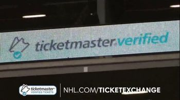 Ticketmaster NHL Ticket Exchange TV Spot, 'Get This Close' - Thumbnail 3
