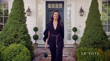 Le Tote TV Spot, 'Front Door Fashion Show' - Thumbnail 9