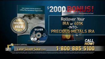 Lear Capital TV Spot, 'Silver: Buy Low, Sell High' - Thumbnail 8