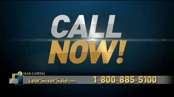 Lear Capital TV Spot, 'Silver: Buy Low, Sell High' - Thumbnail 6