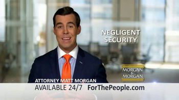 Morgan and Morgan Law Firm TV Spot, 'Unsafe Businesses' - Thumbnail 4