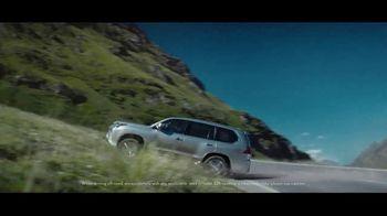 Lexus LX TV Spot, 'Route' [T1] - Thumbnail 2