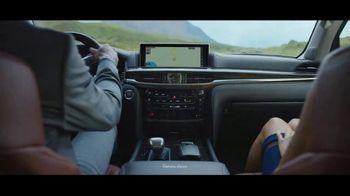 Lexus LX TV Spot, 'Route' [T1] - Thumbnail 3