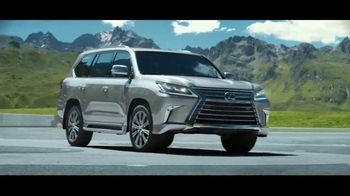 Lexus LX TV Spot, 'Route' [T1] - Thumbnail 6
