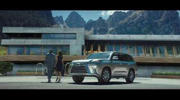 Lexus LX TV Spot, 'Route' [T1] - Thumbnail 8