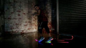 SKECHERS Swipe Lights TV Spot, 'Technology' - Thumbnail 3
