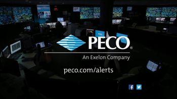 PECO Alerts TV Spot, 'Outage Updates' - Thumbnail 9