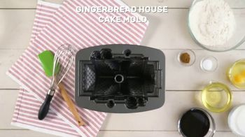 Pam Baking Spray TV Spot, 'Food Network: Gingerbread Cake' - Thumbnail 3