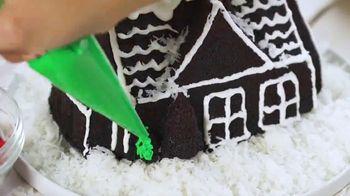 Pam Baking Spray TV Spot, 'Food Network: Gingerbread Cake' - Thumbnail 7
