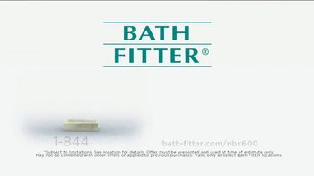Bath Fitter TV Spot, 'Ready to Go: Credit' - Thumbnail 10