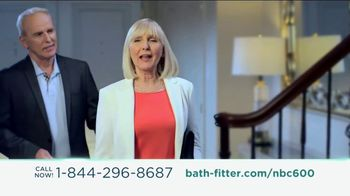 Bath Fitter TV Spot, 'Ready to Go: Credit'