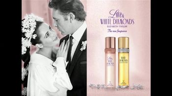 Elizabeth Taylor Love & White Diamonds TV Spot, 'Magical Romance'
