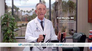 UPWalker TV Spot, 'On Your Feet Again'