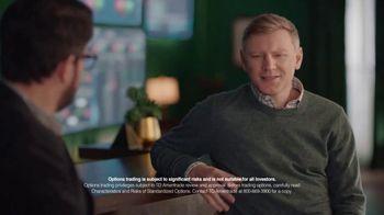 TD Ameritrade TV Spot, 'Green Room: Too Complicated'