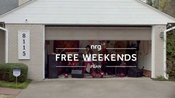 NRG Free Weekends Plan TV Spot, 'The Carter House'